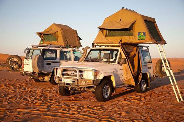 Namibia Self Drive Camping Tours
